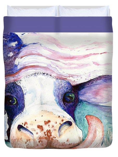 Bessie Duvet Cover by Melinda Dare Benfield