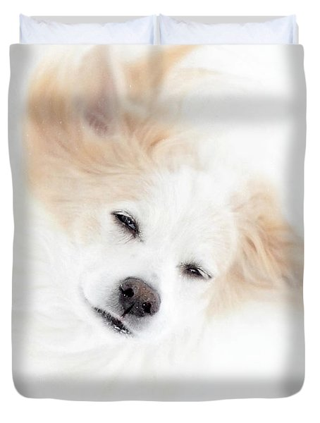 Best Friend Duvet Cover