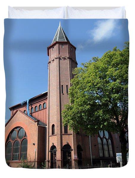 Bethesda Baptist Church Duvet Cover