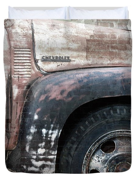 Better Days Duvet Cover by Betty LaRue