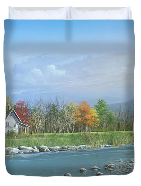 Better Days Duvet Cover