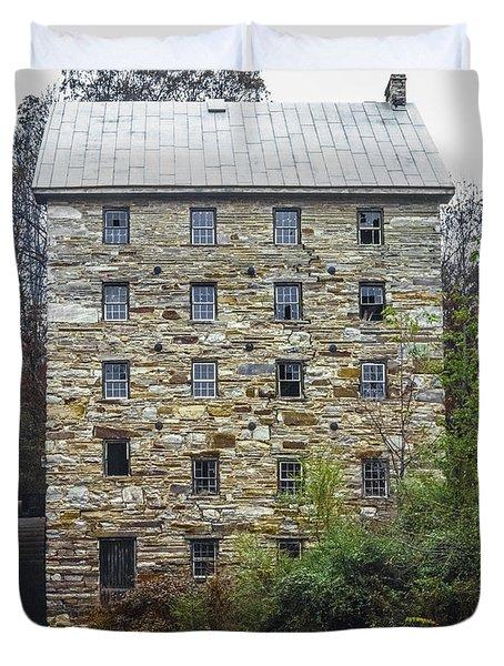 Beverly Mill II Duvet Cover