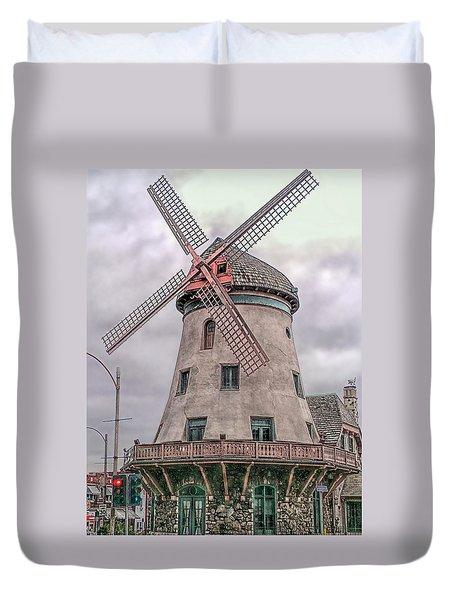 Bevo Mill Duvet Cover