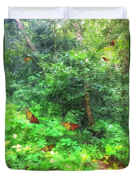 Beyond Narnia Duvet Cover