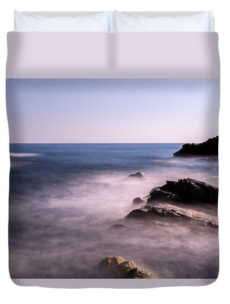 Beyond The Sea Duvet Cover