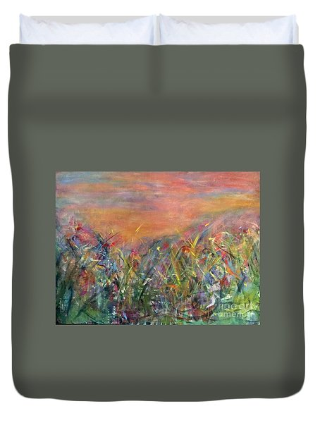 Beyond The Wild Duvet Cover