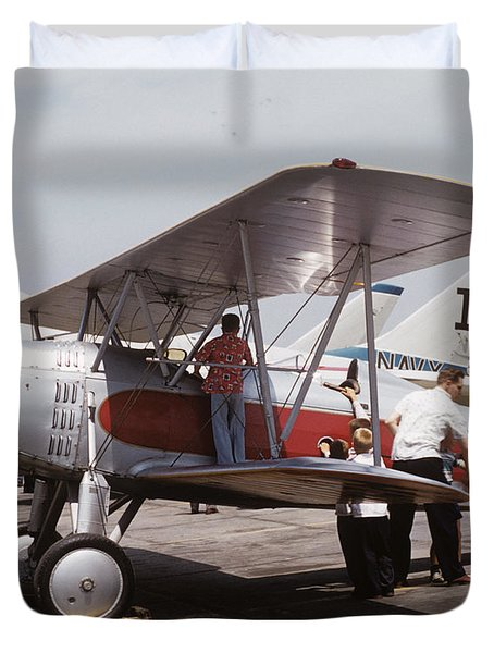 Bi-wing-3 Duvet Cover