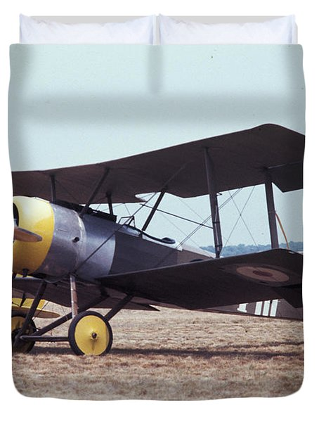 Bi-wing-4 Duvet Cover