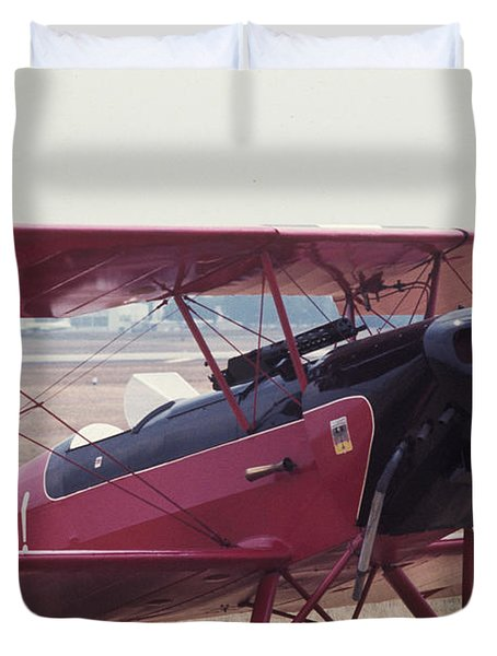 Bi-wing-5 Duvet Cover
