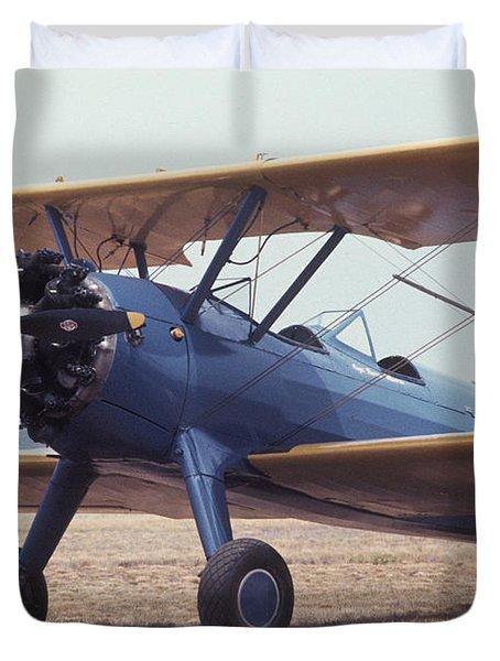 Bi-wing-8 Duvet Cover