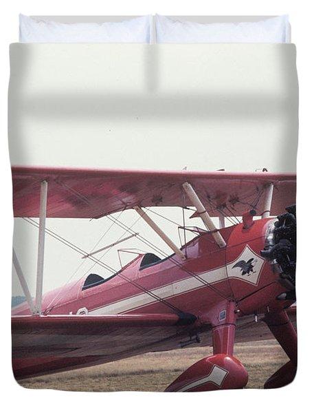 Bi-wing-9 Duvet Cover
