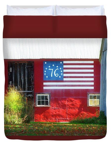 Bicentennial Duvet Cover