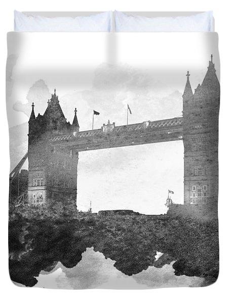Big Ben London 11 Duvet Cover