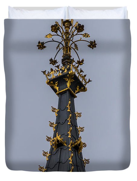Big Ben Top Duvet Cover