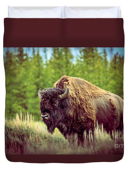 Big Daddy Duvet Cover