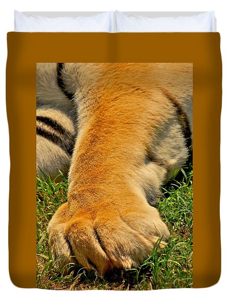 Big Foot Duvet Cover