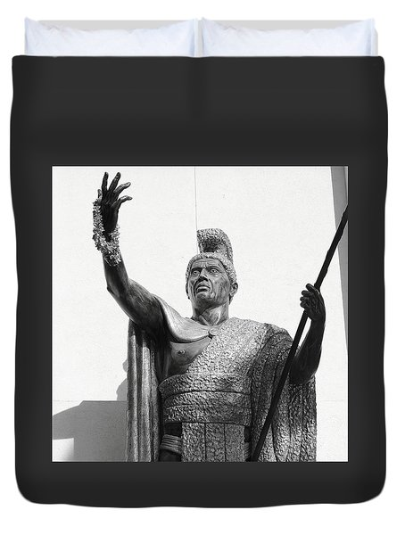 Big Kahuna Duvet Cover