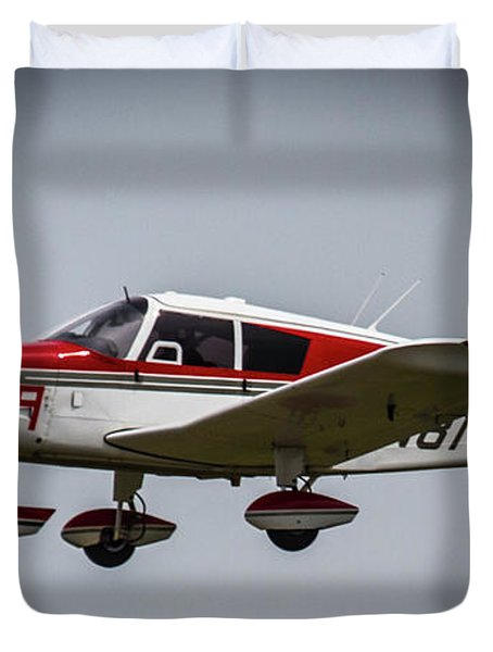 Big Muddy Air Race Number 79 Duvet Cover