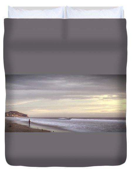 Big Ocean Duvet Cover