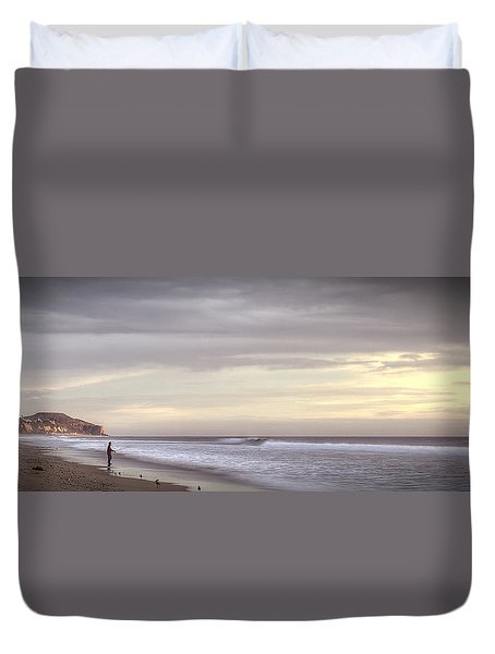 Big Ocean Duvet Cover