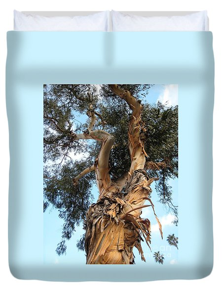Big Ole Tree Duvet Cover