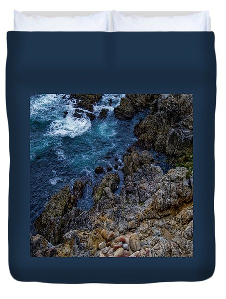 Big Sur #2 Duvet Cover