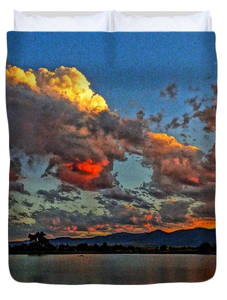 Big Sky Duvet Cover