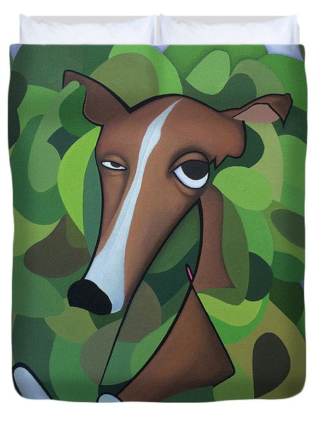 Big T Duvet Cover