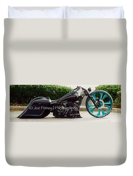 Big Wheel - No.1215 Duvet Cover