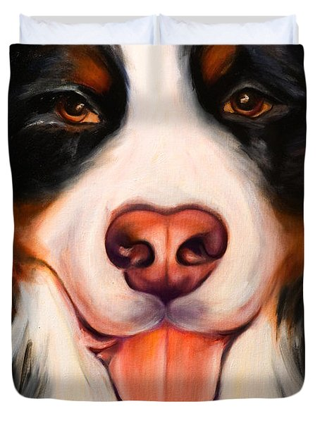 Big Willie Duvet Cover by Shannon Grissom