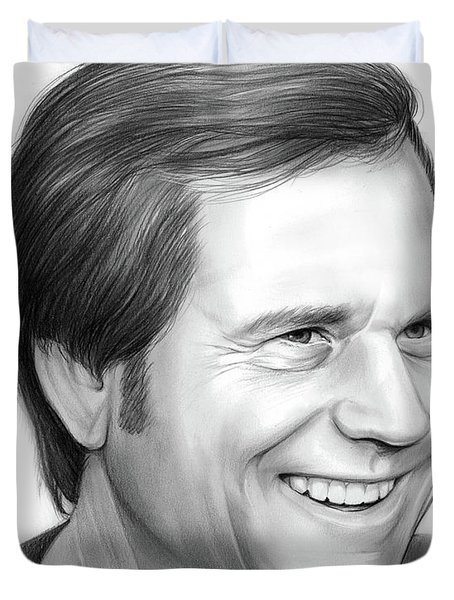 Bill Paxton Duvet Cover