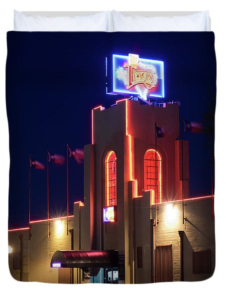 Billy Bob's Texas 33017 Duvet Cover
