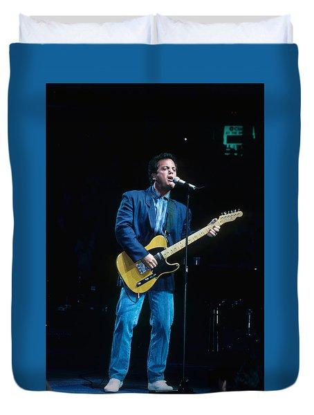 Billy Joel Duvet Cover