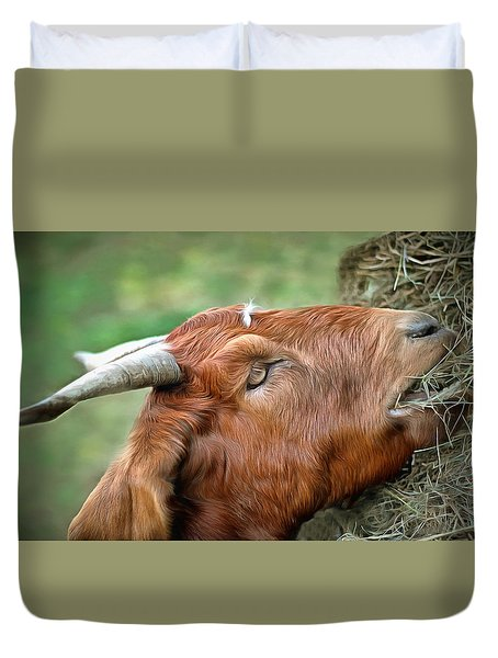 Billy Duvet Cover by Marion Johnson