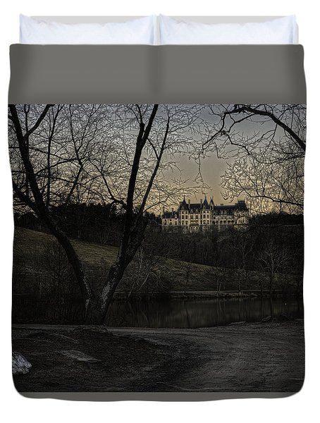 Biltmore Above The Lagoon Duvet Cover