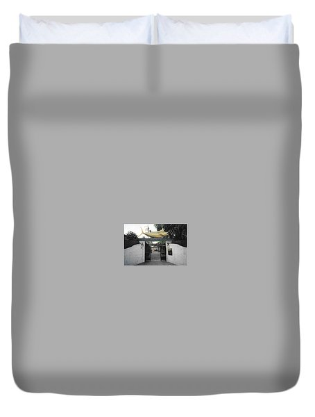 Bimini Big Game Club Duvet Cover