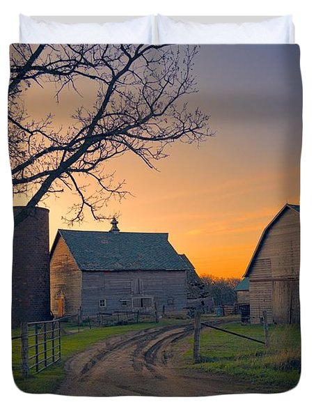 Birch Barn 2 Duvet Cover
