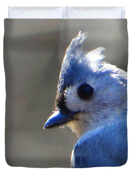Bird Photography Series Nbr 1 Duvet Cover by Elizabeth Coats