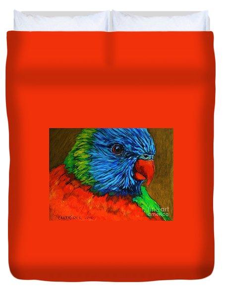 Birdie Birdie Duvet Cover