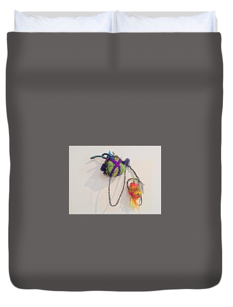 Birdies Duvet Cover