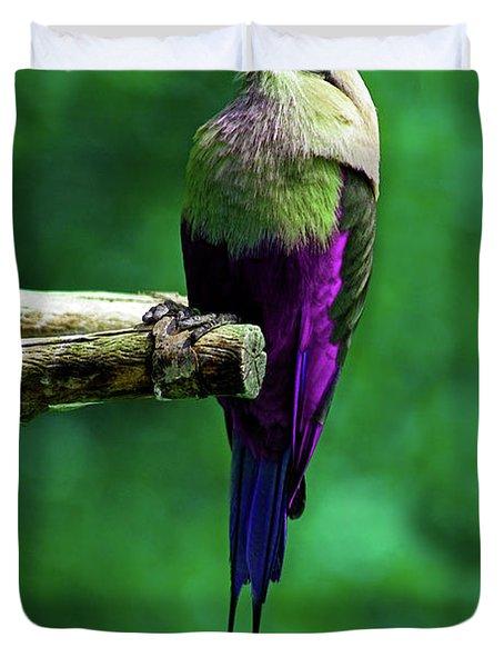 Birds 114 Duvet Cover