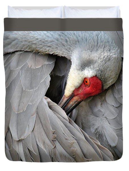 Birds 2 17b Duvet Cover