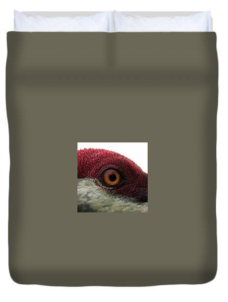 Birds Eye Duvet Cover
