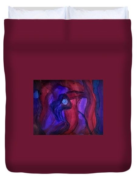 Bird's Eye Duvet Cover