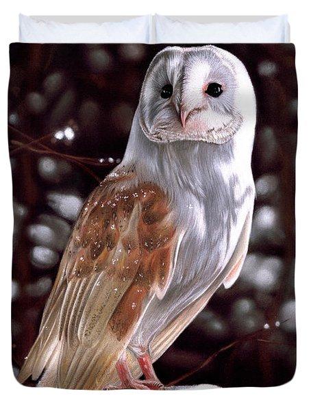 Birds Of A Feather Duvet Cover