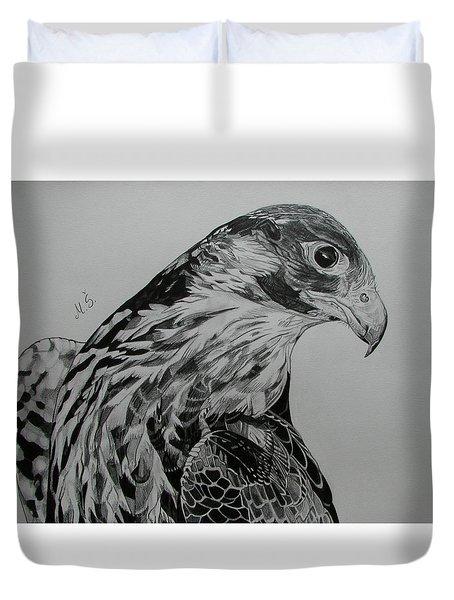 Birdy Duvet Cover