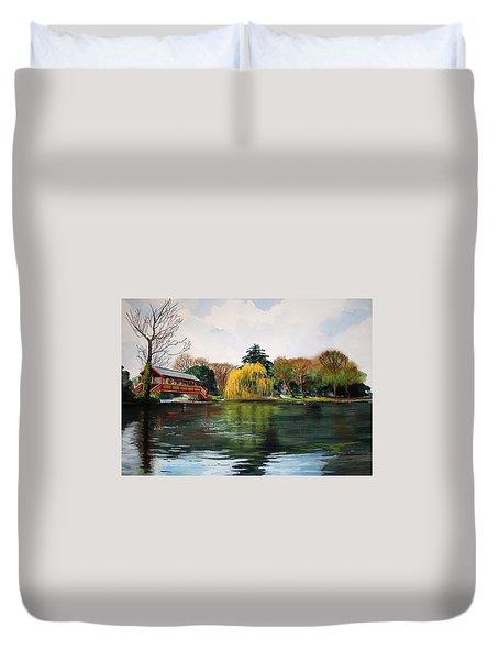 Birkenhead Park, Duvet Cover