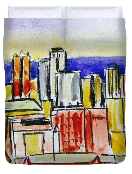 Birmingham City  Duvet Cover