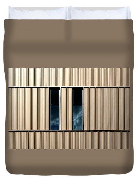 Birmingham Windows 2 Duvet Cover