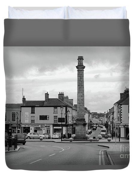 Birr Town Duvet Cover